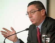Alberto Ruiz-Gallardón. (Foto: EFE)