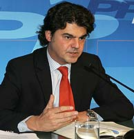 Jorge Moragas. (Foto: EFE)