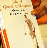 Nueva novela de García Marquez. (AP)