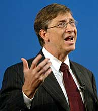 Bill Gates, en una imagen de archivo. (AP)