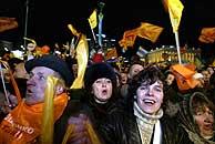 Imágenes de las manifestaciones. (AFP)