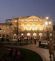 Imagen de La Scala tras las obras. (AP)