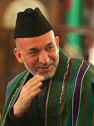 Karzai, primer presidente electo de Afganistán. (Foto: REUTERS)
