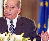 Tassos Papadopoulos, presidente de Chipre. (Foto: AP)