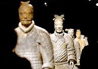La cesión temporal de la exposición Guerreros del Xi'an ha proporcionado ingresos extra al Fórum. (Foto: EFE)