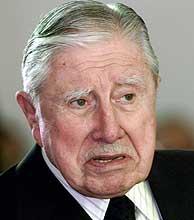 Augusto Pinochet. (Foto: REUTERS)