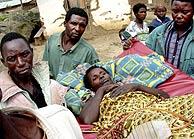 Cada día mueren mil personas en el Congo por enfermedad. (Foto: AP)