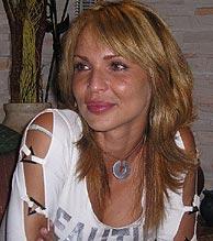Isabel Torres, candidata a reina del carnaval de Las Palmas.