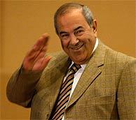 Iyad Alaui, visiblemente contento durante una rueda de prensa el lunes. (Foto: AP)