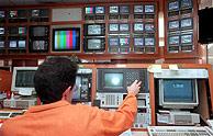Imagen de un estudio de televisión digital. (Foto: Jaime Villanueva)