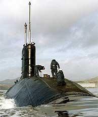 El 'HSM Sceptre'. (Foto: Reuters)