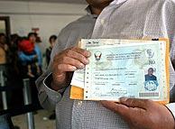 El record policial, clave para el certificado de penales en el caso de Ecuador. (Foto:EFE)