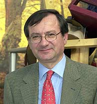 Javier Tusell, en una imagen de 1999. (Foto: EFE)
