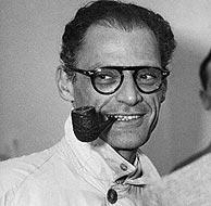Miller, en 1956. (REUTERS)