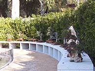 Vista de la 'Terraza de los Laureles'. (Foto: O.C.)