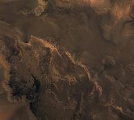 Imagen de Marte. (Foto: ESA)