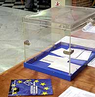 Un total de 14.204.663 españoles votaron. (Foto: EFE)