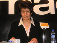 Nazaneen Rashid. (Foto: Marta Arroyo)