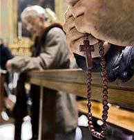 Aumenta la preocupación por la salud de Juan Pablo II. (Foto: AP)