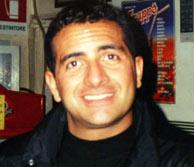 El asesinado Fabrizio Quattrocchi. (Foto:EFE)