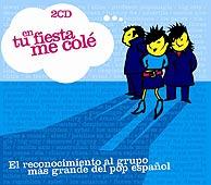 La portada del disco.