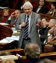 Maragall durante su intervención. ( Foto: EFE)