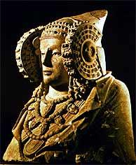 La escultura de la época íbera, en el Museo Arqueológico Nacional.