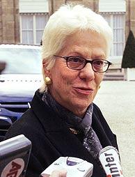La fiscal del TPIY, Carla del Ponte. (Foto: AP)