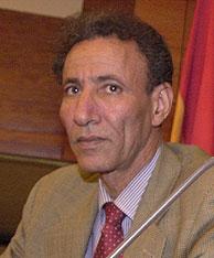 El delegado del Frente Polisario en España, Brahim Gali, en una imagen de archivo. (Foto: EFE)