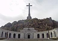 Imagen del Valle de los Caídos. (Foto: Carrero)