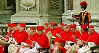 Algunos de los miembros del Colegio Cardenalicio. (Foto: EFE)