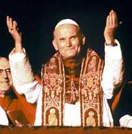 El Papa en sus primeros años de Pontificado (Foto: EPA)