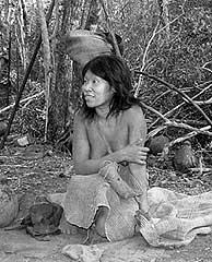 El año pasado se confirmó la existencia de los indígenas ayoreo. (Foto: ©GAT/Survival)