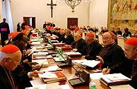 El nuevo Papa saldrá de entre los cardenales. (Foto: EFE)