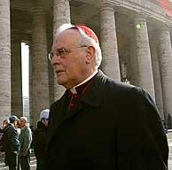 El cardenal español Carlos Amigo Vallejo. (Foto: EFE)