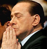 Silvio Berlusconi. (Fot: Reuters)