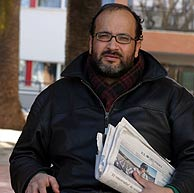 Ali Lmrabet. (Foto: Jesús Morón)