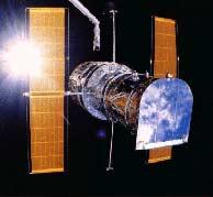 El telescopio espacial Hubble. (Foto: NASA)