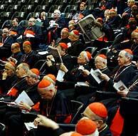 Pueden votar los cardenales menores de 80 años. (Foto: AP)
