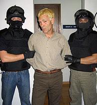 El detenido, Manuel Estévez. (Foto: EFE)