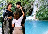 La película ha sido rodada en País Vasco y Navarra.