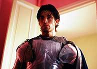 Perillán como 'David', el actor en el que Venus cree haber encontrado a su 'príncipe'