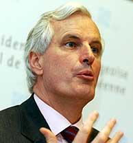 Michel Barnier. (Foto: AP)