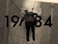 Ilustración de la ópera '1984'.