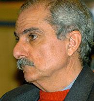 Adolfo Scilingo tras conocer la sentencia. (Foto: EFE)