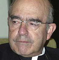 El cardenal Trujillo. (Foto: EFE)