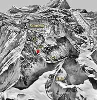 La ascensión al Everest será más sencilla, con mejores previsiones meteorológicas.