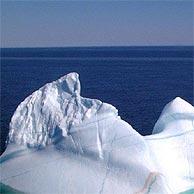 Imagen del mar de Groenlandia. (Foto: EL MUNDO)