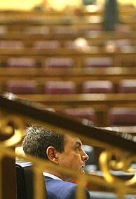 José Luis Rodríguez, durante el debate. (Foto: Kike Para). VEA MÁS IMÁGENES