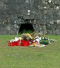 Imagen de archivo del lugar donde Jokin se suicidó . (Foto: EFE)